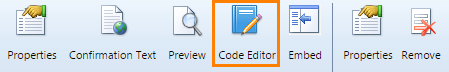 2011 Web Content Code Editor Button