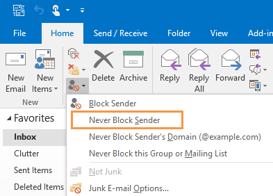 safe-sender-outlook