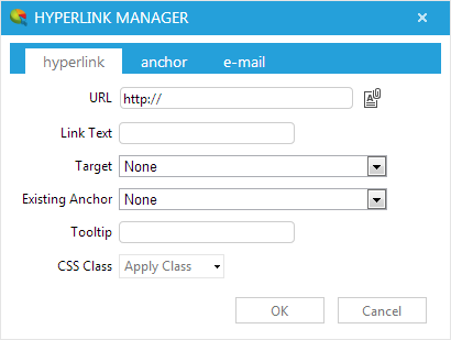 HyperlinkManager2013