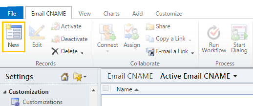 Multiple Email CNAMEs – ClickDimensions Support