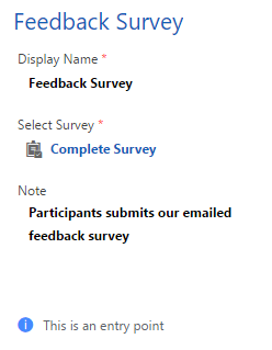submitted survey trigger settings 2